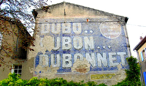 Dubonnet Sign, Lautrec. Copyright Cold Spring Press 2007-present.  All rights reserved.