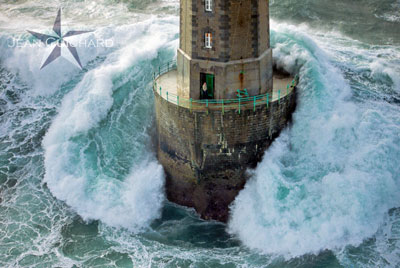 Phare de la Jument.  Photo with thanks to Jean Guichard.