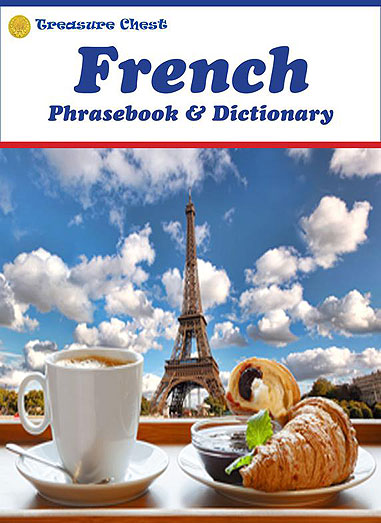 French Phrasebook & Dictionary cover