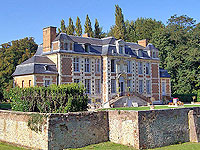Château de Saint-Maclou-La-Campagne - Photo copyright  Robin Gage.  All rights reserved.
