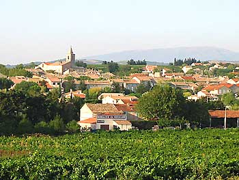 Village of Tulette, Photo credit: http://www.drome-provence.com/villages/tulettea.php