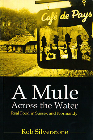A Mule Across the Water cover - a book by Rob Silverstone