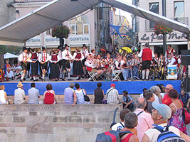Narbonne Wilheim Band - Copyright Marlane O'Neill 2009.  All rights reserved.